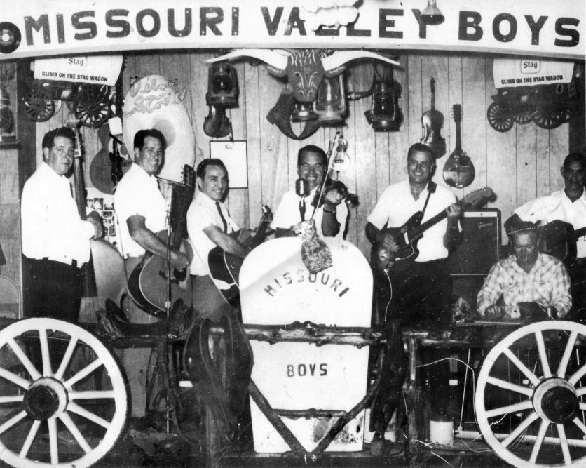 Mo. Valley Boys 1950s