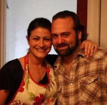 The Libertine's Audra and Nick Luedde.