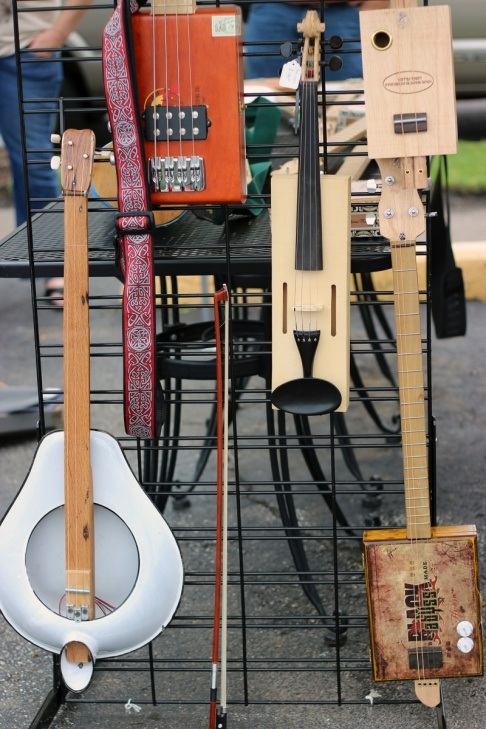 Cigar Box Guitar Festival