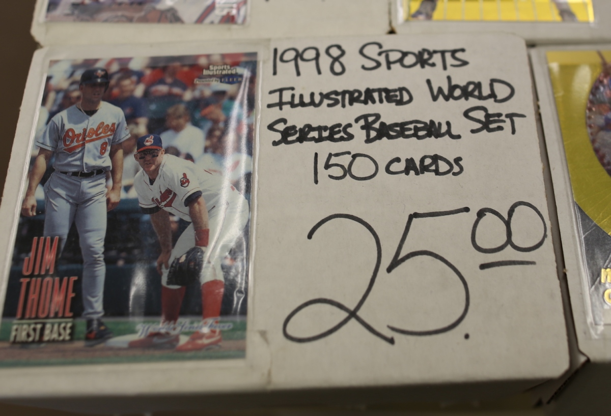 Sports Card Collecting Is Alive And Well