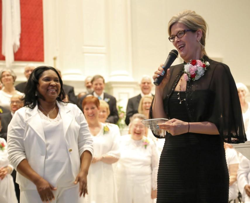Community Gospel Choir 10th Anniversary Concert-19