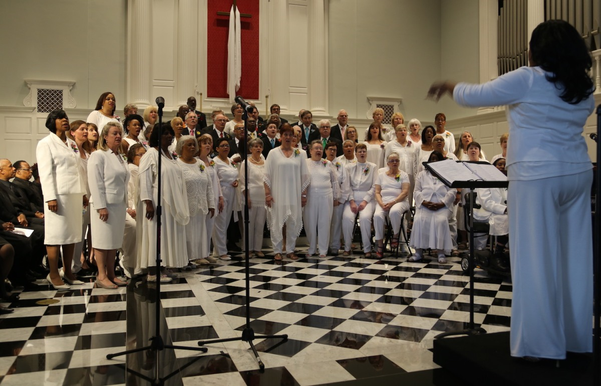 Community Gospel Choir To Celebrate 10-Year Anniversary With All-StarConcert