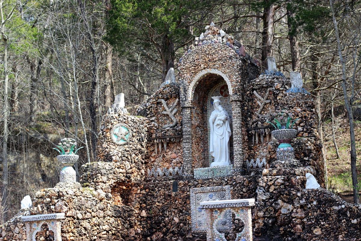 The Black Madonna Shrine, a Life'sWork