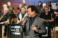 With the Route 66 Jazz Orchestra