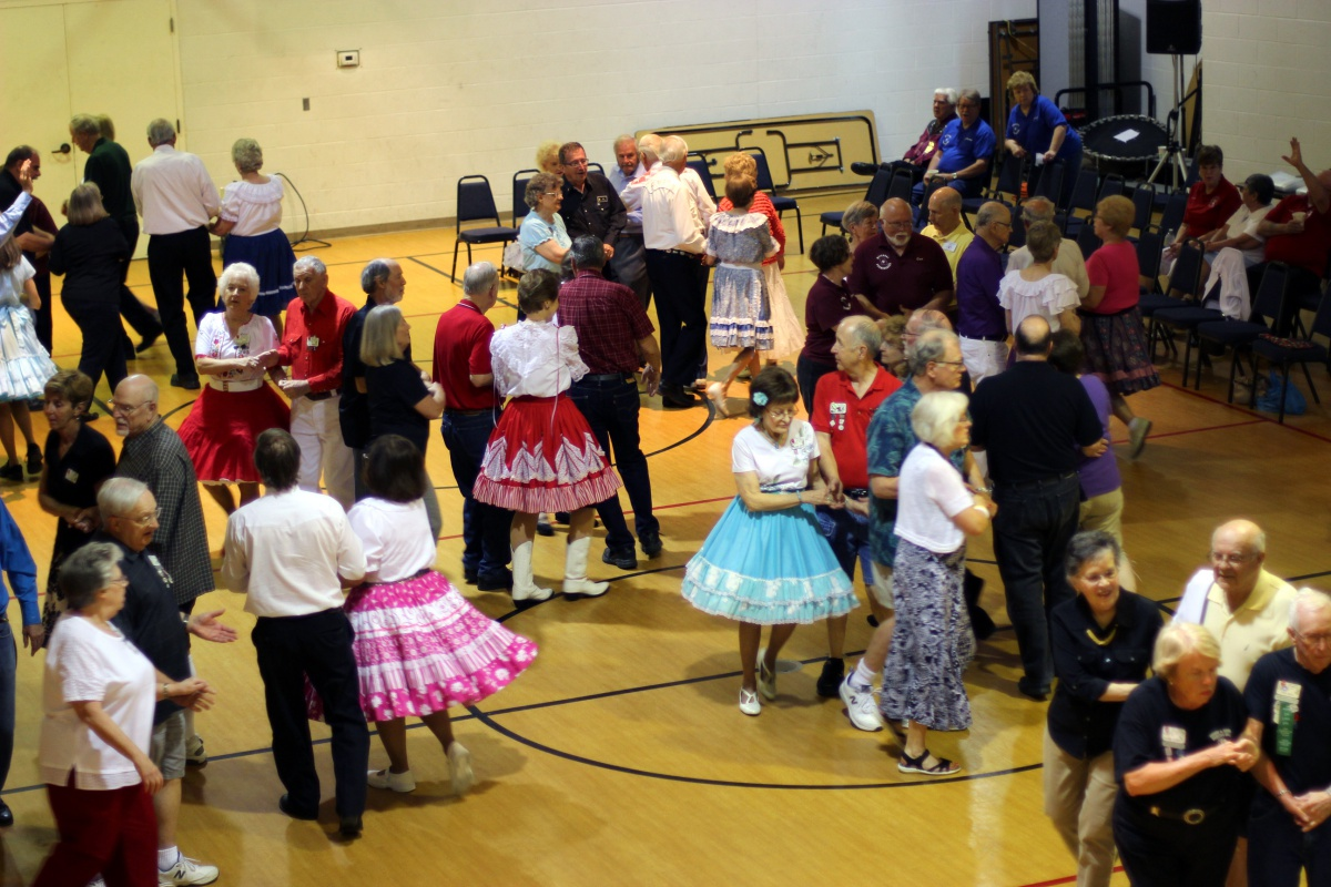 West County Spinners – Not Your Grandmother's Square Dance Group