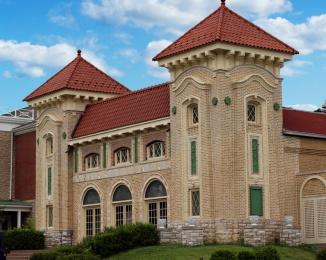 Webster Groves Concert Hall