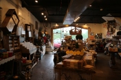 Inside the sammysoap store in downtown Kirkwood.