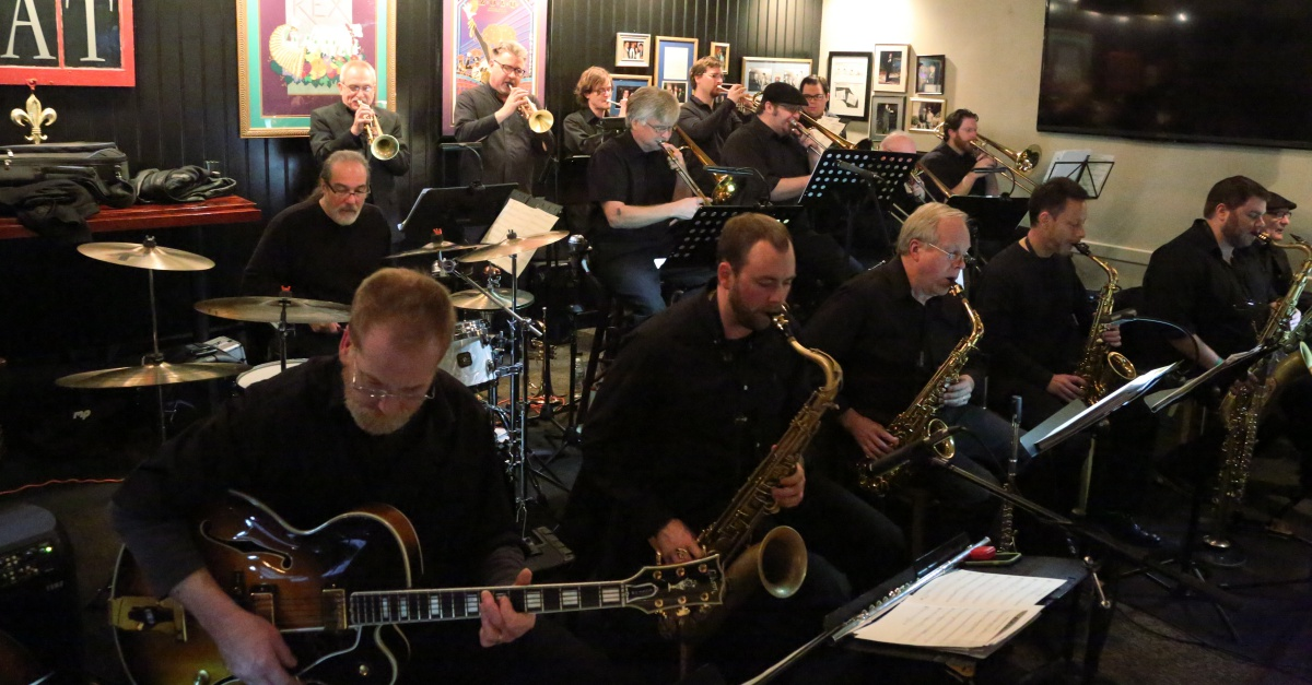 This Big Band Gets Its Kicks On Route 66