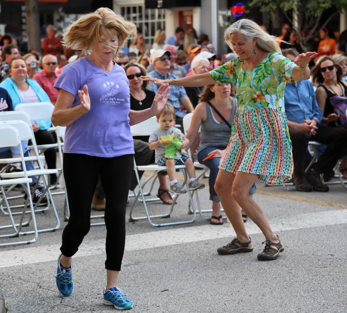 Trains, Jazz, Blues: Old Webster Festival Has It All
