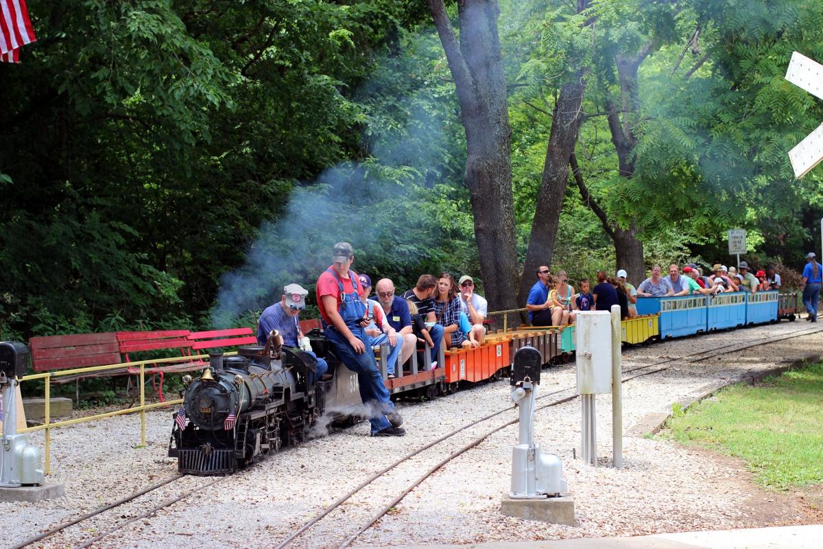 WF&P Steam Railway Just Keeps ChuggingAlong