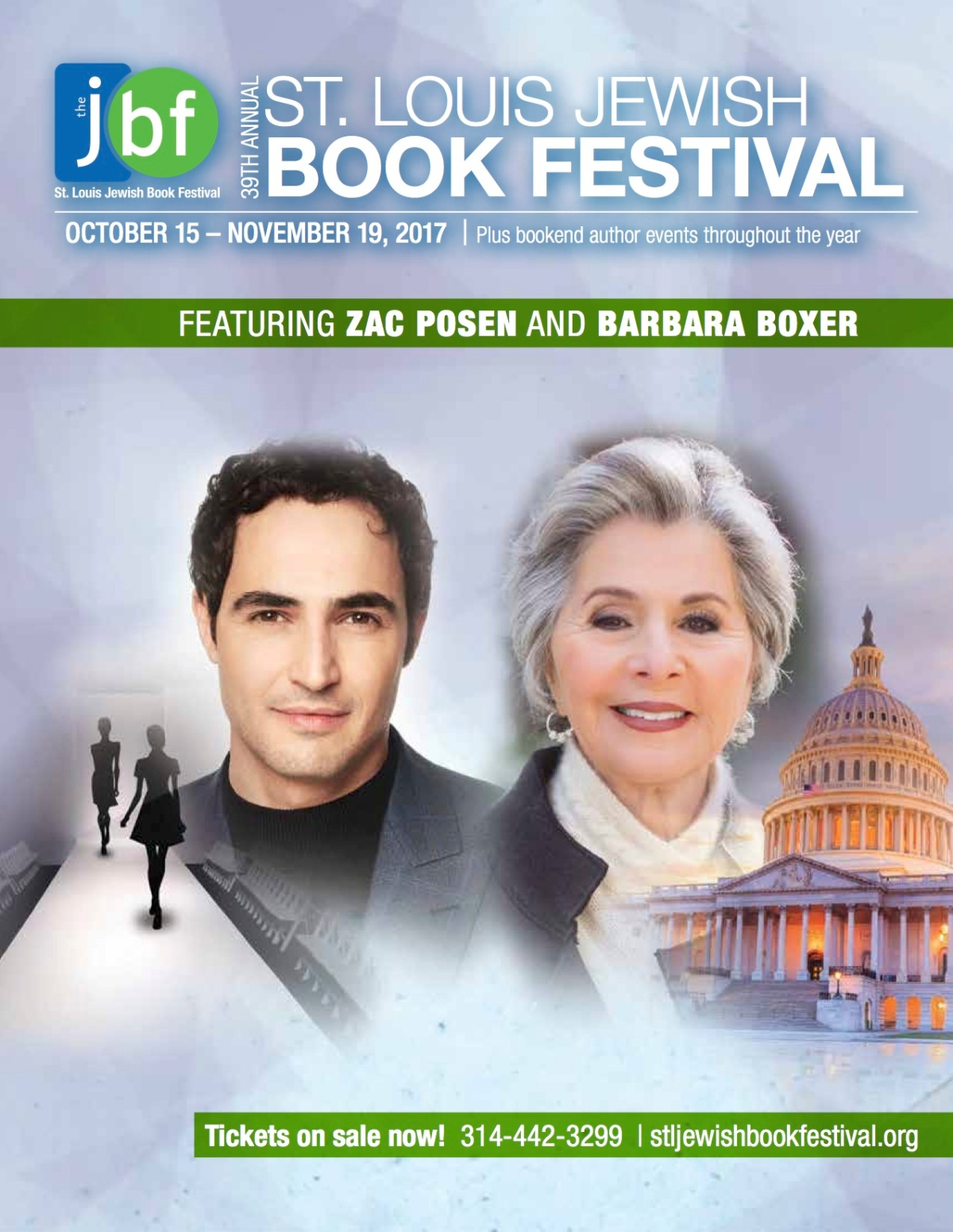 Reader's Delight! Jewish Book Festival Kicks Off November 5
