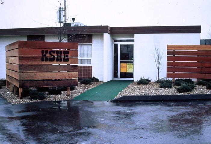 KSHE Studio in Crestwood